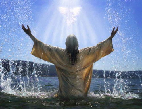 Baptized With Glory