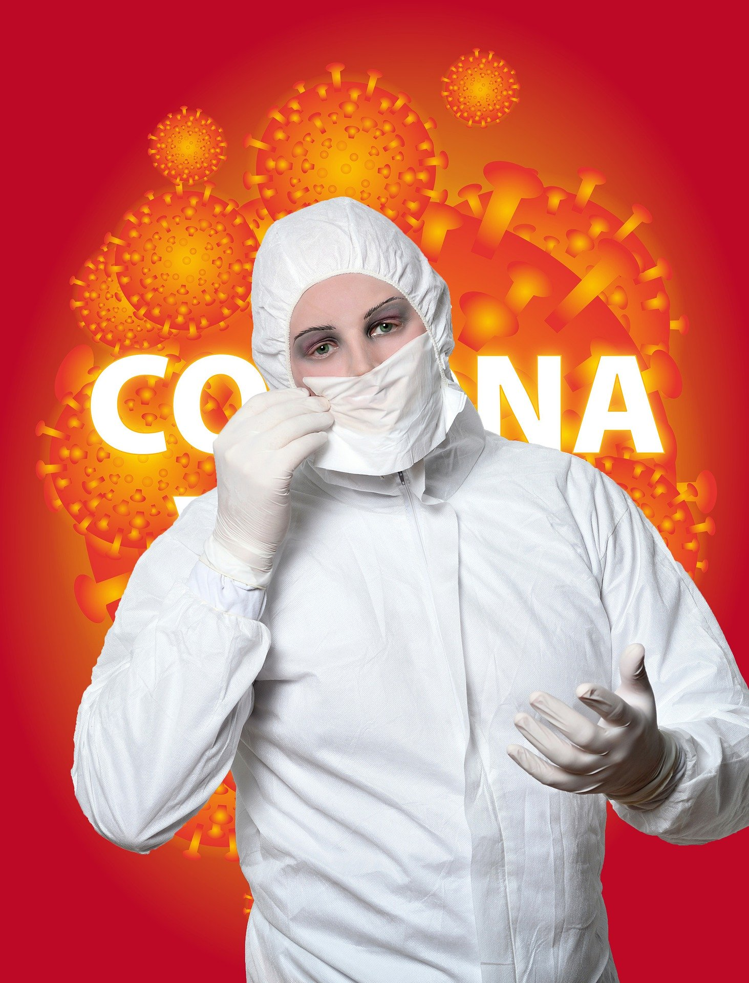 Fearful of the Coronavirus?